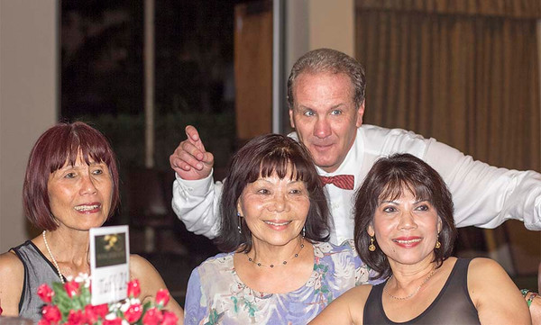 Peggy, Mico and Lynn